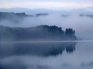 A tranquil Kielder Water awaits the ospreys.(C) Joanna Dailey