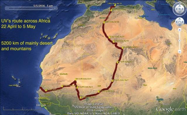 20160422-20160505 UV in Africa
