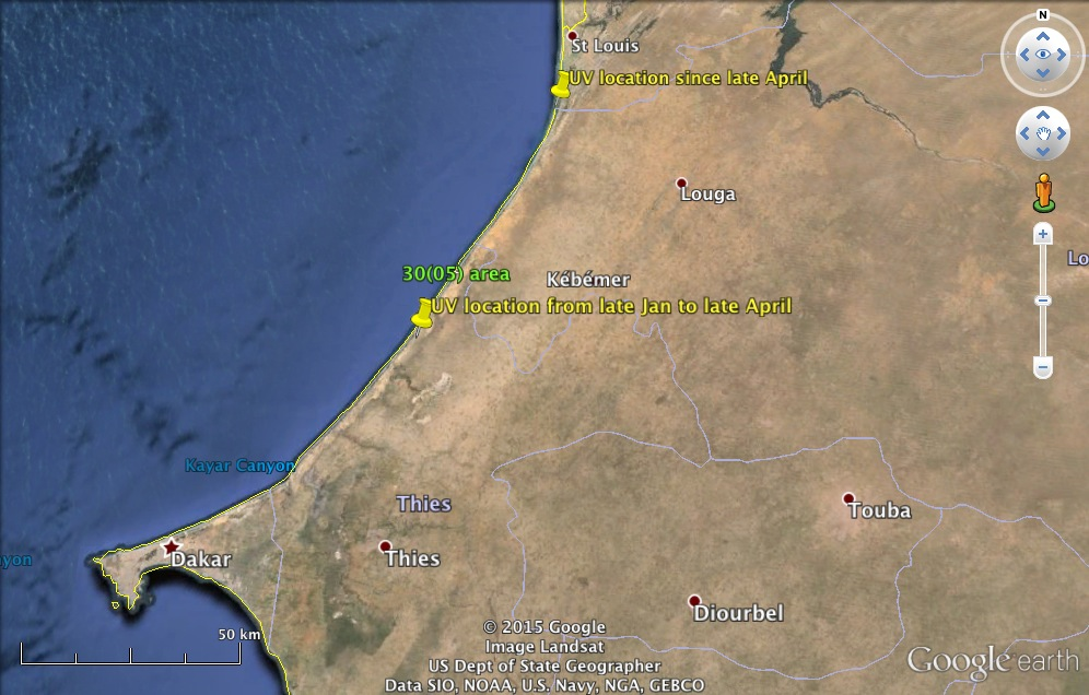 Location Maps Kielder Ospreys