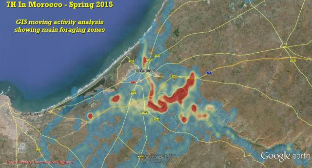 7H heatmap Spring 2015