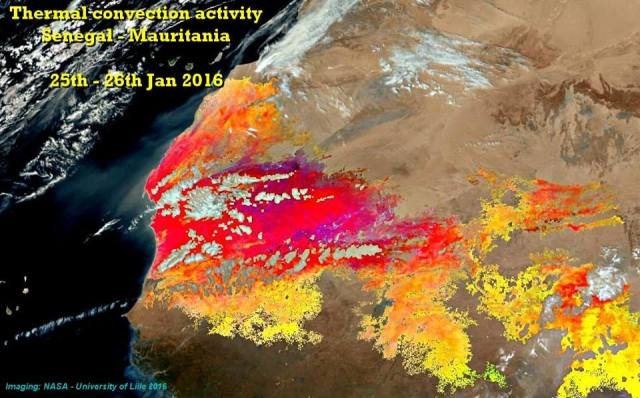 Origins of the dust storm